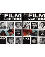 Új Filmlexikon I-II. - Ábel Péter (szerk.)