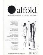 Alföld 2014/3 - Aczél Géza