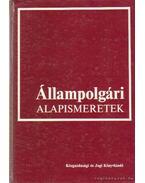 Állampolgári alapismeretek - Ádám Antal