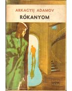 Rókanyom - Adamov, Arkagyij