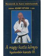 A nagy kata könyv - Adámy István