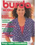 Burda Moden 1989/3 június - Aenne Burda (szerk.)