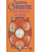 A Hét Számlap rejtélye - Agatha Christie