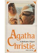 A titokzatos Négyes - Agatha Christie