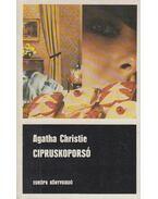 Cipruskoporsó - Agatha Christie