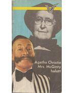 Mrs. McGinty halott - Agatha Christie