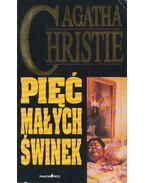 Piec Malych Swinek - Agatha Christie