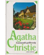 Szunnyadó gyilkosság - Agatha Christie