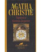 Tajemnica siedmiu zegarów - Agatha Christie