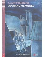 Le Grand Meaulnes - Niveau 3 (+CD) - Alain-Fournier
