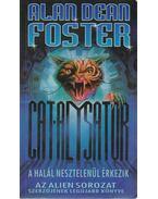 Cat-atalysator - Alan Dean Foster