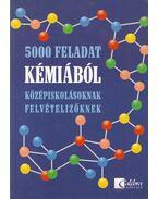 5000 feladat kémiából (dedikált) - Albert Viktor, Albert Attila