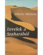 Levelek a Szaharából - Alberto Moravia