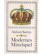 Modernes Mittelspiel - Aleksei Suetin
