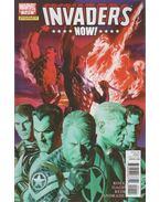 Invaders Now! No. 1. - Alex Ross, Christos Cage, Caio Reis