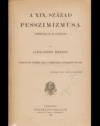 Filozófiai írók tára. 5–8. kötet. [Egybekötve.] - Alexander Bernát, Erdélyi János, Bacon, Francis, Kant, Immanuel
