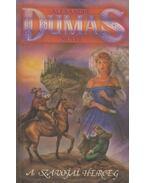 A szavojai herceg I-II. (egy kötetben) - Alexandre Dumas