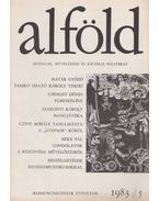 Alföld 1983/5 - Juhász Béla