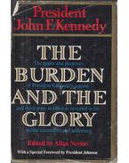 The Burden and the Glory - Allan Nevins