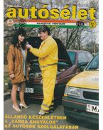 Autósélet 1996. május - Almássy Tibor
