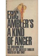 A Kind of Anger - Ambler, Eric