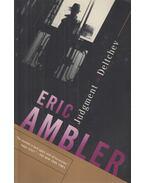 Judgment on Deltchev - Ambler, Eric