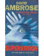 Superstition - Ambrose, David