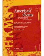 An American Idioms Dictionary - M. Arab Ameri