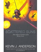 The Saga of Seven Suns – Scattered Suns - Anderson, Kevin J.