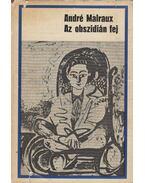 Az obszidián fej - André Malraux