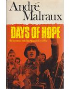 Days of Hope - André Malraux