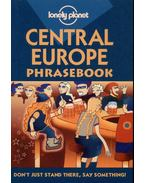 Central Europe phrasebook - Lonely Planet - Andrews, Jerkin, Koronczi, Steine