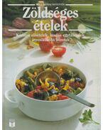 Zöldséges ételek - Anette Wolter