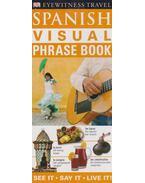 Spanish visual Phrase book - Angela Wilkes