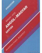Angol-magyar szótár - Kiss László, Magay Tamás