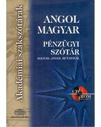 Angol-magyar pénzügyi szótár - Nagy Péter, Varga Jenő