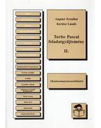 Turbo Pascal feladatgyűjtemény II. - Angster Erzsébet, Kertész László