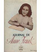 Journal de Anne Frank - Anne Frank