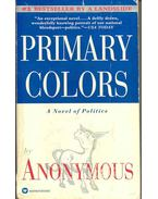 Primary Colors - Anonymus