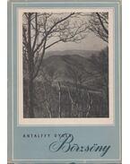 Börzsöny - Antalffy Gyula