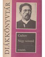 Négy színmű - Anton Pavlovics Csehov