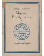 Magyar Enciklopédia I. - Apáczai Csere János