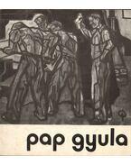 Pap Gyula festőművész rajzaiból és pasztelljeiből rendezett retrospektív kiállítás - Aradi Nóra