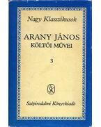 Arany János költői művei 3. - Arany János