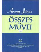 Arany János levelezése (1866-1882) - Arany János összes művei XIX. - Arany János