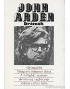 Drámák - Arden, John