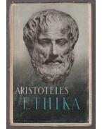 Nikomachosi ethika I-II. (dedikált) - Aristoteles