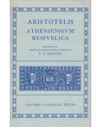 Atheniensium Respublica - Arisztotelész, F. G. Kenyon
