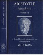 Metaphysics I-II. - Arisztotelész, W. D. Ross