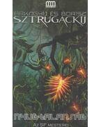 Nyugtalanság - Arkagyij Sztrugackij, Borisz Sztrugackij
